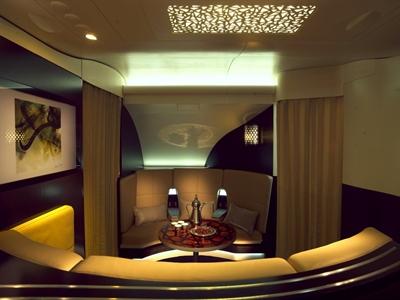 Ra mắt dịch vụ căn hộ xa xỉ trên máy bay Airbus 380