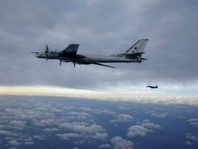 Chiến đấu cơ Nga – Mỹ đối đầu trên Thái Bình Dương