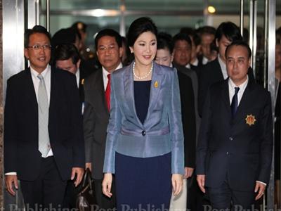 Hôm nay tòa án Thái Lan ra phán quyết với Thủ tướng Yingluck