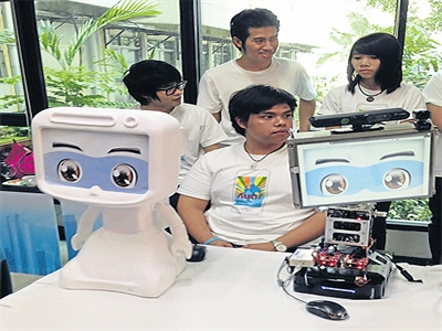 Thái Lan xuất khẩu robot y tế sang Nhật Bản
