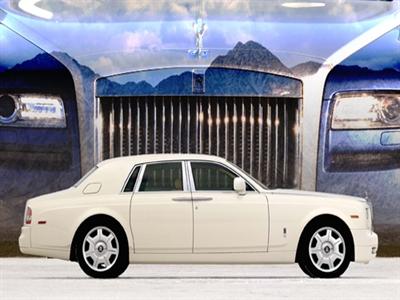 Đi mua xe Rolls-Royce cũ