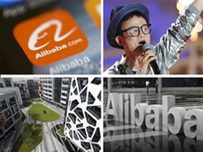 Alibaba đăng ký IPO lớn chưa từng có trên sàn chứng khoán Mỹ