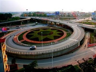 2.850 tỷ đồng xây cầu vượt 6 làn xe ở cửa ngõ Hà Nội