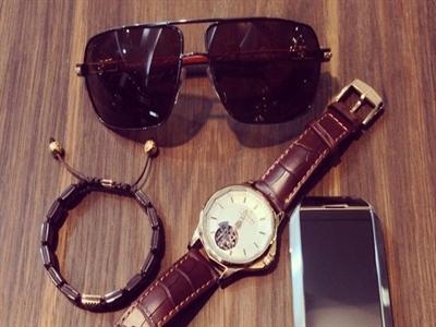Trưng bày đồng hồ Corum vàng khối phiên bản giới hạn duy nhất tại Hà Nội