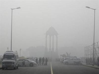 New Delhi là thành phố ô nhiễm không khí nhất thế giới