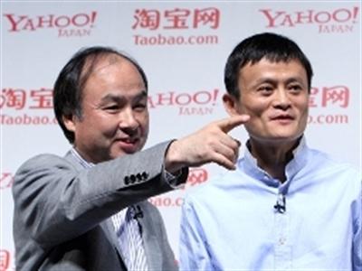 Tỷ phú Nhật Bản kiếm gần 60 tỷ USD từ Alibaba