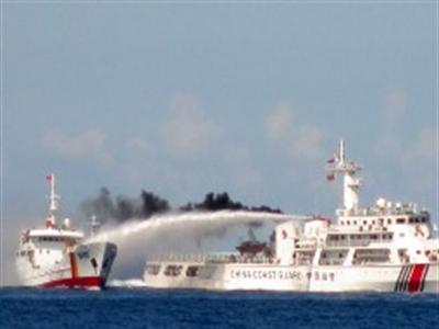 Trung Quốc: Vụ trên biển với Việt Nam không phải là đụng độ