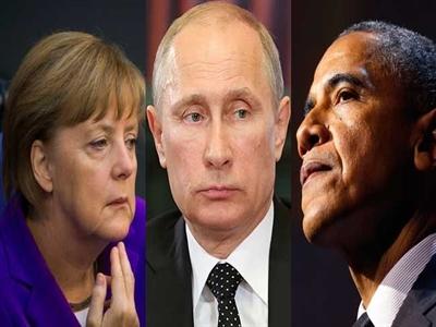 Tổng thống Putin gặp các nhà lãnh đạo EU sau cuộc khủng hoảng Ukraine