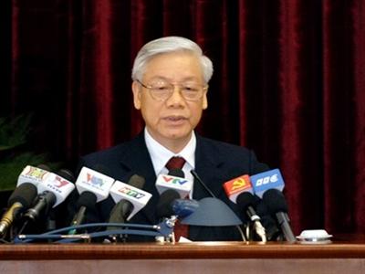 Phát biểu của Tổng Bí thư tại Hội nghị TW 9, khóa XI