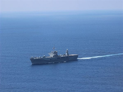 Vụ tàu Trung Quốc đâm tàu Việt Nam: Hạm đội 7 Mỹ 'thận trọng'