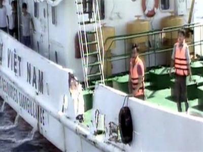 Trung Quốc họp báo về giàn khoan HD981 ở biển Đông
