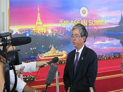 ASEAN ra tuyên bố về biển Đông lấn đầu tiên trong 20 năm