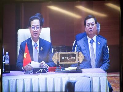 Thủ tướng Nguyễn Tấn Dũng kêu gọi thế giới phản đối hành động của Trung Quốc ở Biển Đông