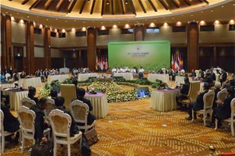 Kết thúc Hội nghị Cấp cao ASEAN lần thứ 24