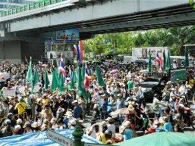 Thái Lan: Phe biểu tình và kế hoạch thành lập chính phủ