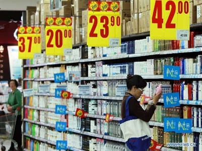 Lạm phát toàn cầu tăng nhanh trong tháng 3