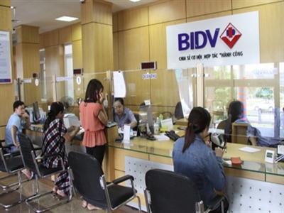 BIDV lãi hợp nhất quý I tăng 35%