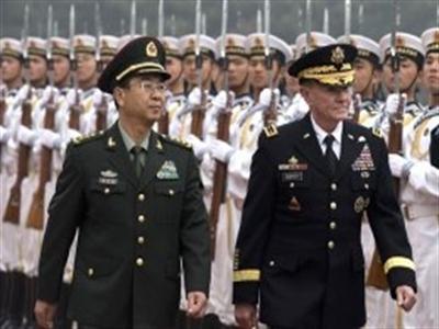 Mỹ sẽ bàn về Biển Đông với Tổng tham mưu trưởng Trung Quốc