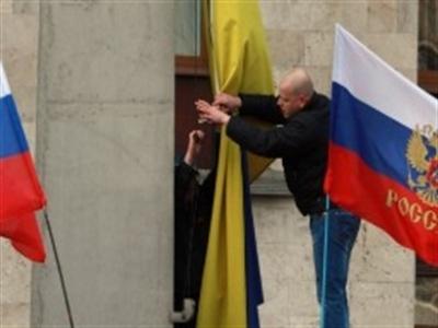 2 tỉnh miền Đông Ukraine chính thức tuyên bố độc lập, xin sáp nhập Nga