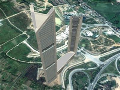 HBC tiếp tục trúng thầu thi công tòa nhà cao nhất Việt Nam