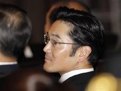 Cận cảnh Hoàng thái tử Jay.Y - người chèo lái tập đoàn Samsung trong tương lai