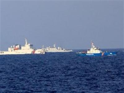 Trung Quốc thay đổi chiến thuật ngăn tàu Việt Nam chấp pháp