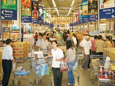 Thị trường bán lẻ: Giờ G sắp điểm