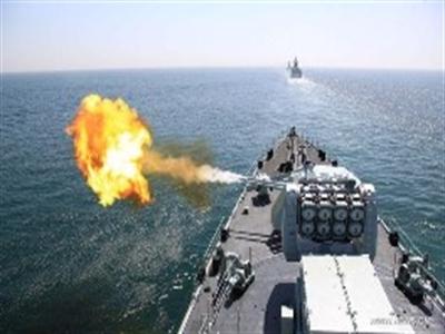 Trung Quốc, Nga diễn tập chung trên biển Hoa Đông