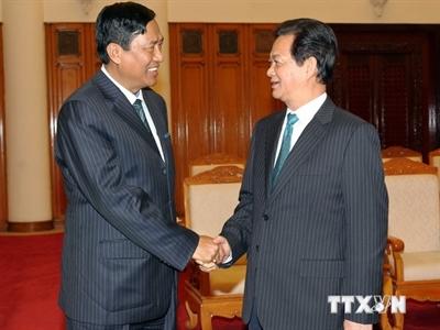 Khuyến khích doanh nghiệp Việt Nam đầu tư vào Myanmar