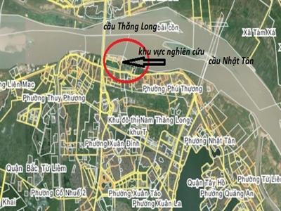 Xin đầu tư Dự án Trung tâm du lịch văn hóa Sông Hồng quy mô 50ha