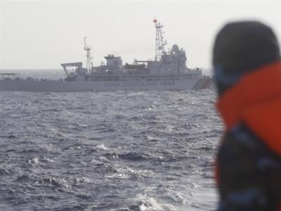 Pháp lên tiếng về hành động của Trung Quốc ở Biển Đông