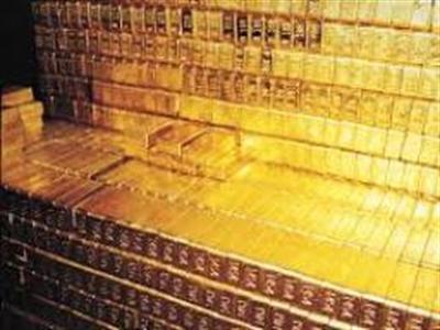 Giá vàng tăng mạnh, vượt 1300 USD/ounce