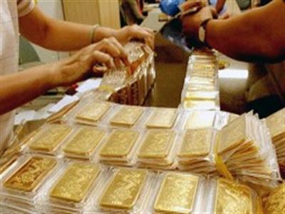 Giá vàng SJC lao xuống sát 36,7 triệu đồng/lượng