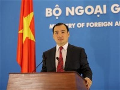 Biển Đông làm 'nóng' cuộc họp báo của Bộ Ngoại giao