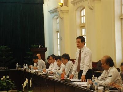 Bộ trưởng Bộ TT&TT: Sẽ quy hoạch lại để nâng cao chất lượng báo chí