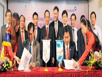 VietinBank tài trợ dự án nhà máy sản xuất gỗ MDF VRG Kiên Giang