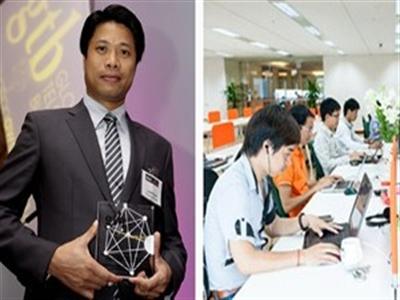 Doanh nghiệp Việt đầu tiên nhận giải kinh doanh sáng tạo