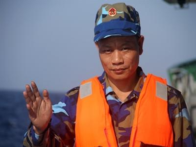 Trung Quốc triển khai 4 lớp tàu quanh giàn khoan