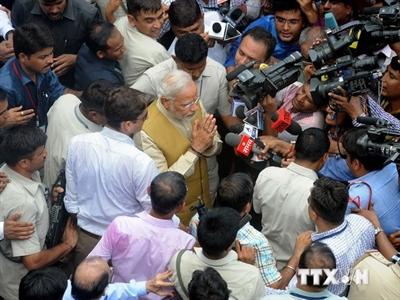 Đảng Nhân dân Ấn Độ giành chiến thắng trong bầu cử Hạ nghị viện Ấn Độ