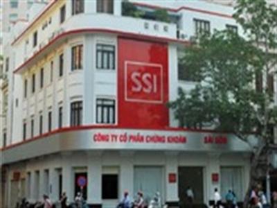 SSI quý I/2014 lãi hợp nhất trước thuế 230 tỷ, doanh thu tăng 125%