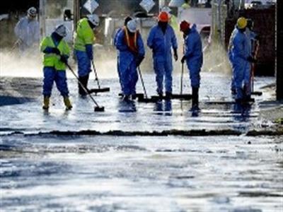 Mỹ: Vỡ đường ống dẫn dầu, gần 38.000 lít dầu tràn ra ngoài