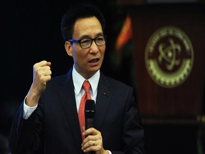 Phó thủ tướng: 'Việt Nam có trách nhiệm bảo vệ hòa bình khu vực'