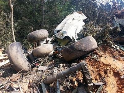 KPL: Máy bay không quân Lào bị rơi tại Xiangkhouang
