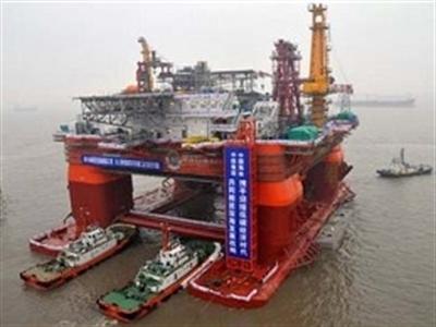 Hải Dương 981 - Cỗ máy ngốn tiền của Trung Quốc