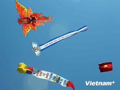 Những cánh diều khẳng định chủ quyền biển đảo Việt Nam