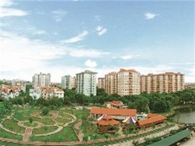 Khu đô thị mới Nam Hồ Linh Đàm có chủ đầu tư