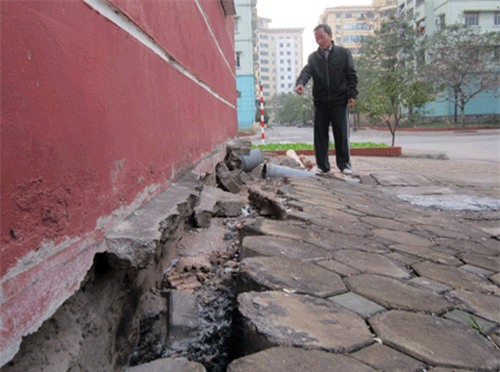 Ba thành phố lớn phải báo cáo chất lượng nhà tái định cư