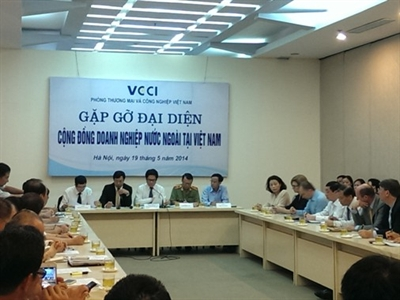 VCCI trấn an cộng đồng doanh nghiệp nước ngoài tại Việt Nam