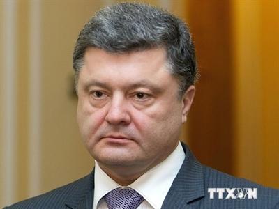 """""""Vua Chocolate"""" dẫn đầu các ứng cử viên tổng thống Ukraine"""