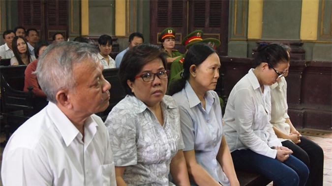 Tuyên hủy một phần án sơ thẩm vụ tham nhũng ở Vifon